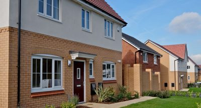 North Manchester new build show home 2