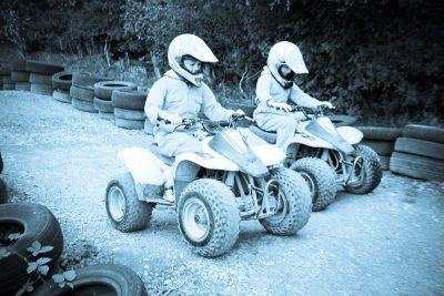 childrens quad bike party