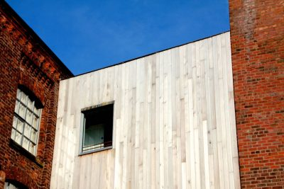 architectural timber cladding