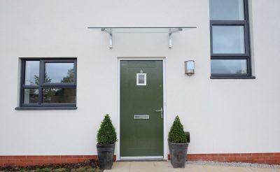 simple doorway