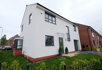 North Manchester new build show home 3