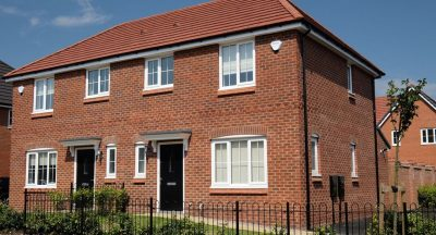 North Manchester new build show home