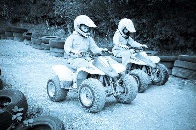 childrens quad bike party