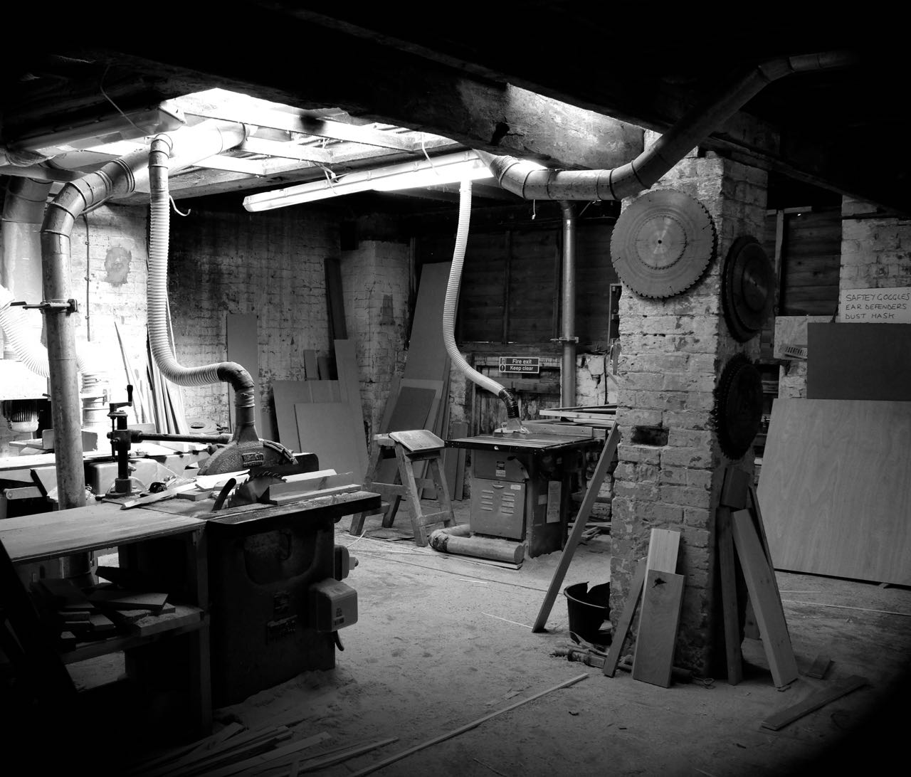 Macclesfield Timber Crompton Rd, Timber Cutting, Traditional Timber Workshop