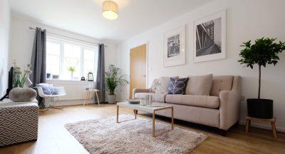 cool grey skandi lounge