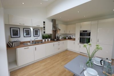 dining kitchen show house manchester