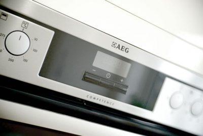 kitchen appliance detail