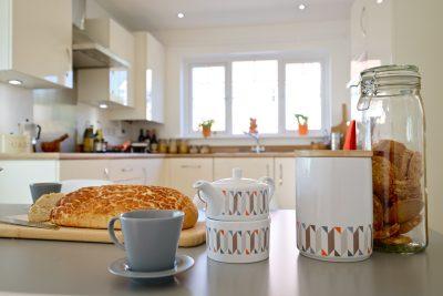 breakfast kitchen interior